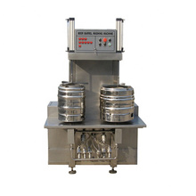 Automatic beer keg washer and filler, washing and filling machine from China