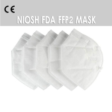 Masque chirurgical médical non tissé N95 Earloop