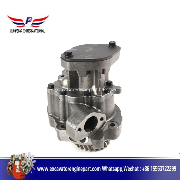 Nt855 Diesel Engine Parts Oil Pump For 3609833