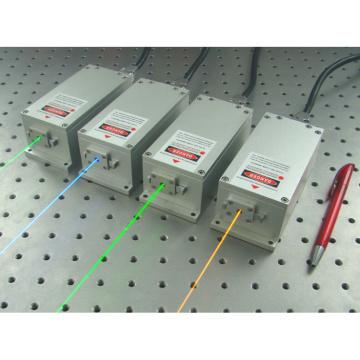 Lasers para microscopia confocal