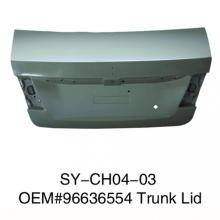 Chevrolet Epica 2008-2012 Trunk Lid