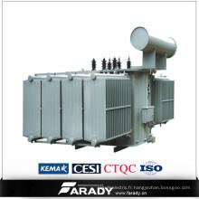 Transformateur KNAN distribution électrique haute tension fournisseurs de transformateurs de puissance 132kv