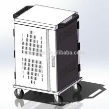 ZMEZME 36 port USB carregador com fechaduras para restaurante carregando armário com fechadura para escola