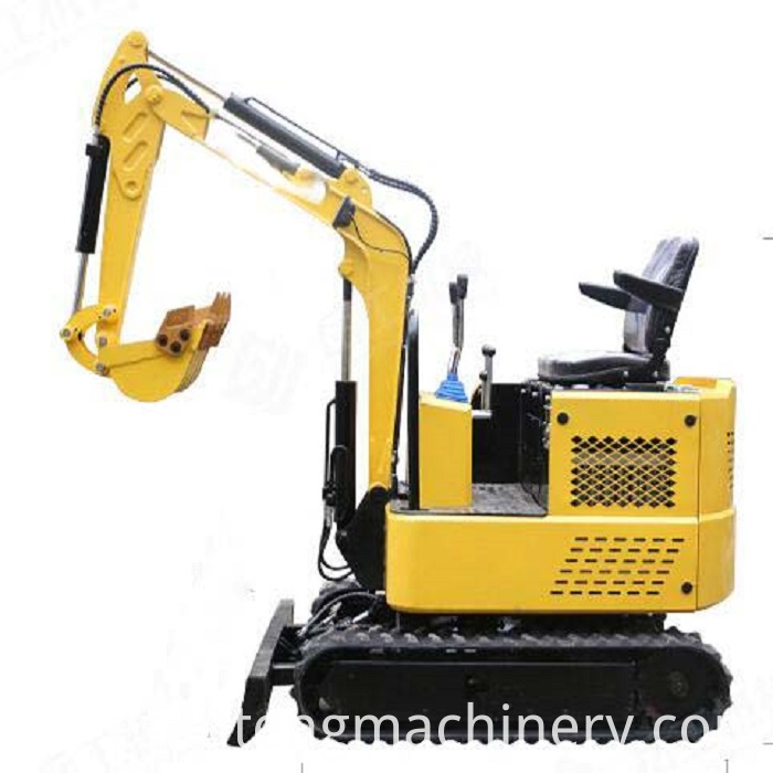 NEW TYPE small excavators small digger low-cost sales