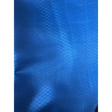 100% Polyester Bettlaken Diamond Jacquard Stoff