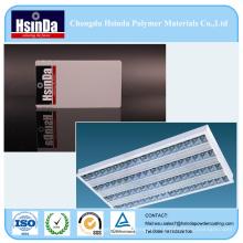 Эпоксидной полиэфирной тепло диссертации Функциональные порошковые покрытия для радиаторов светодиодных светильников