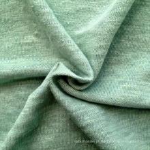 Linho tecido de malha cinza (QF14-1591)