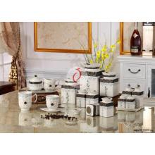 Kitchen Accessories Ceramic Jars