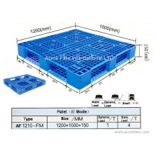 Double side packing products plastic pallets