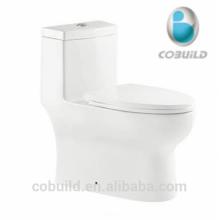 CB-9523S Western Het ceramic bathroom siphon UPC toilet one piece