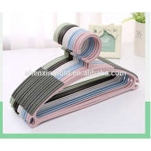 2018 clip hangers plastic injection mold