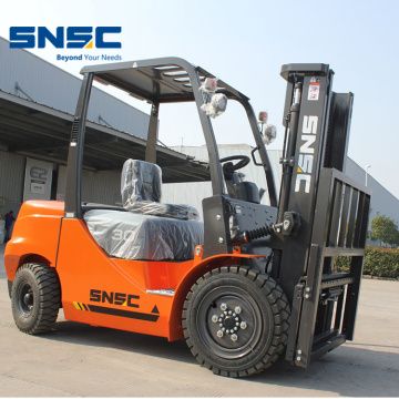 Empilhadeira Diesel Forklift 3 Ton Lifter