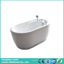 Factory Price Normal Freestanding Bathtub with Acrylic Material (LT-1S)