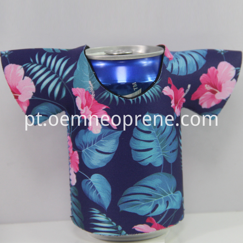 Alt Flower T-Shirts Can Coolers