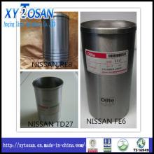 Engine Cylinder Liner for Nissan FE6 TD27 RE8