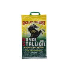 pp woven bag 25kg laminated PP plastic bag 25kg for fertilizer grain maize packing wheat flour rice bags