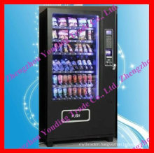 brand new bottle and snack Vending Machine