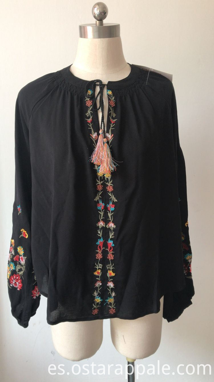 Lady's Casual Blouse