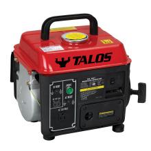 650 Вт малогабаритный бензиновый генератор / 0,8кВА генератор для домашнего использования