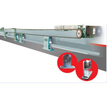 Heavy Iron Door Elektrische Steuerung Öffnen und Schließen