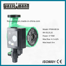 Head 8m, Energy Saving Hot Water Circulation Pump with Class a