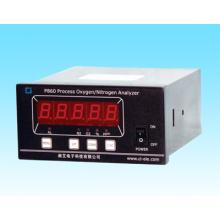 Analyseur / Testeur de la pureté du gaz et de l'oxygène et de l'azote