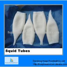 Meilleur prix BQF tubes de calmar congelés
