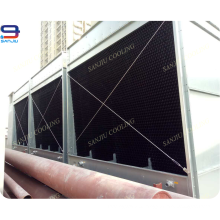 322 Ton Steel Open Cooling Tower for VRF Central Air Conditioner Systems
