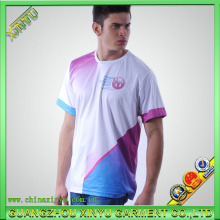2016 Mode-kundenspezifisches Digital-Druck-Mann-T-Shirt