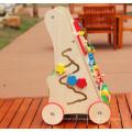 Venda quente de madeira crianças andando de carro