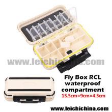 2016 New Waterproof Fly Fishing Box