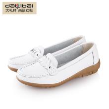 2015 factory wholesale Newest pattern white nursing rubber hospital shoes