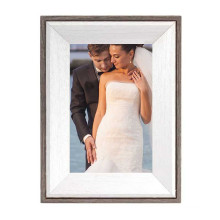 Custom wholesale Amazon hot sale Groom and bride souvenirs wedding picture frame for decoration