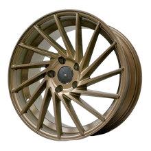 15PCS Spokes Small Caps Alloy Wheels