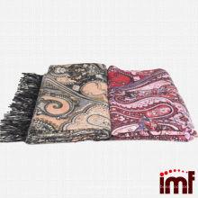 Одеяло из модной кашемировой шалью Paisley