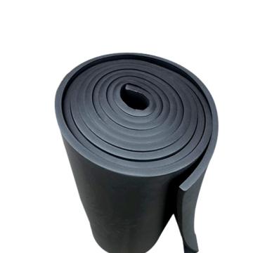 Feuille de mousse d'isolation thermique en caoutchouc