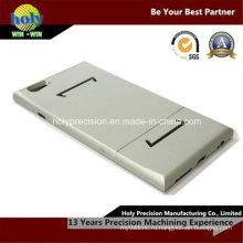 Прототип CNC подвергая механической обработке для случай мобильного телефона