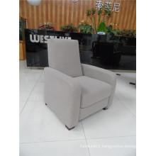 Living Room Sofa with Modern Genuine Leather Sofa Set (461)