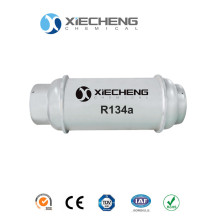 Medium and low temperature refrigerant gas R134A