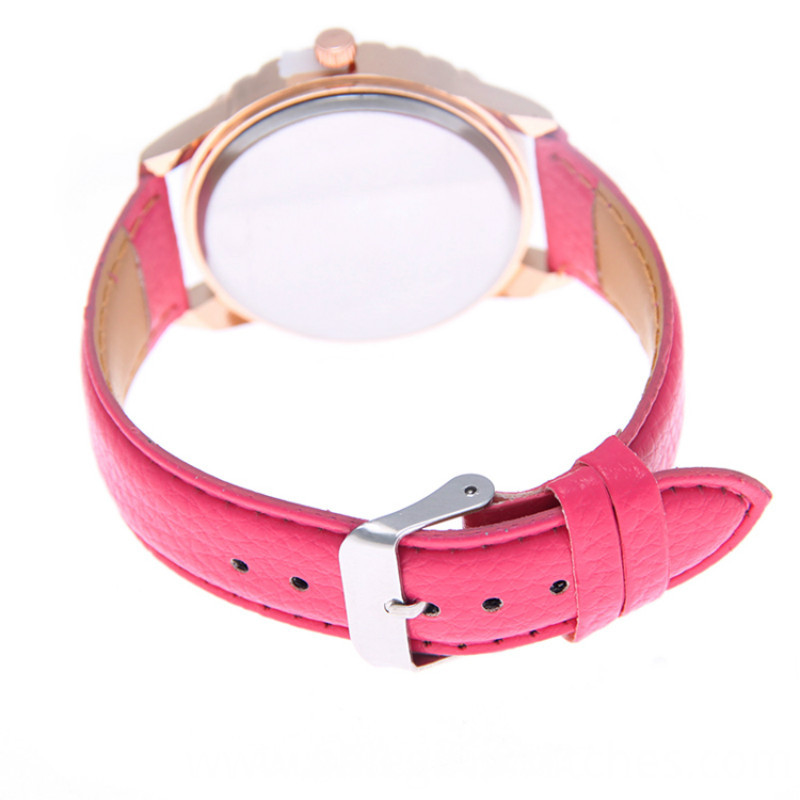 FAMOUS leather strap