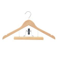 Multifunction manufacturer wooden hair extension hanger clamp hanger