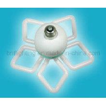 Lampe à économie d'énergie en forme de losange Lotus de 5u avec Ce et Saso