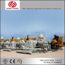 3900-1000kw High Pressure Piston Mud Pump Driven by Diesel Engine