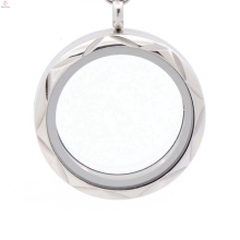 Free sample locket silver antique,memory glass floating couple photo locket