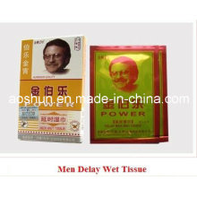 Wholesale Sex Delay Wet Tissue for Sexual Man