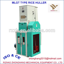 MLGT type Rice Huller with rubber roller