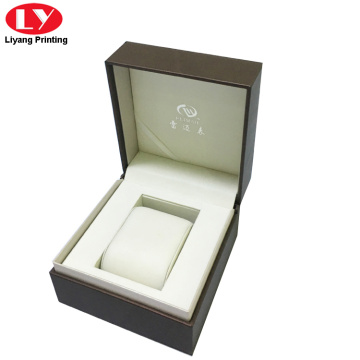Custom high quality pu leather watch box
