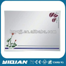 Modern Painting Wall Magnifying Mirror Cosmetic Mirror