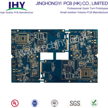 HDI PCB 6 Schicht Immersion Gold