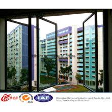 Прочный новый стиль алюминиевого окна / створки ПВХ